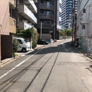 東京の200坂道を歩く    【動画あり】焼餅坂