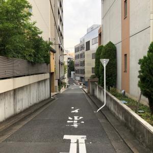 東京の300坂道を歩く    【動画あり】鰻坂