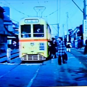 昭和52年 都電荒川線   【動画あり】鬼子母神前