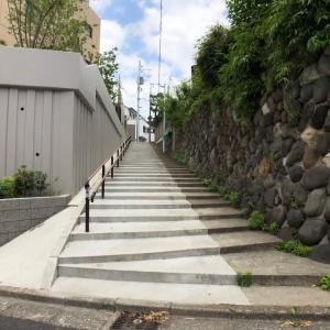 東京の300坂道を歩く    【動画あり】だんだん坂