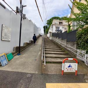 東京の300坂道を歩く    【動画あり】解剖坂