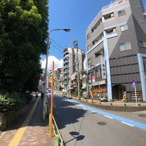 東京の300坂道を歩く    【動画あり】権現坂