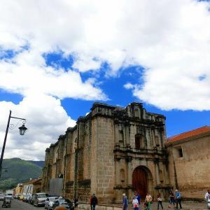 パナマ・カリブクルーズ   グアテマラ・アンティグア市内観光