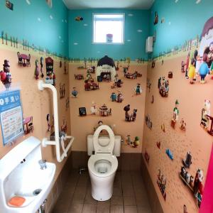 アートトイレプロジェクト   長崎二丁目中央児童遊園