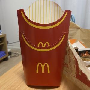 今日はマジで何も書けないテンションなので以前ぼくが撮影しためちゃめちゃ笑ってるマクドナルドを見てください