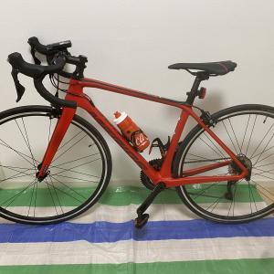 【ロードバイクデビュー】生まれて初めて購入したロードバイクに『アングロード』と名前を付けてもいいですか