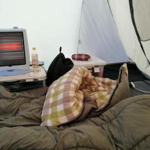 【後編】強風の大洋カントリーオートキャンプ場で新テントを初張り!