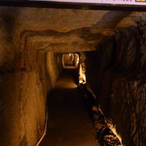 日本最大の銀山跡・石見銀山 その弐:江戸時代中頃に掘られた龍源寺間歩を探索!