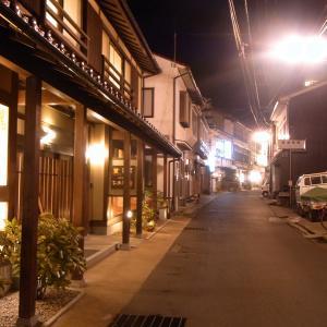 日本最大の銀山跡・石見銀山 その四:古風な温泉街が広がる温泉津