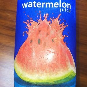 夏休みの実家を思い出す?ストレートすいか果汁ジュースという攻めた商品