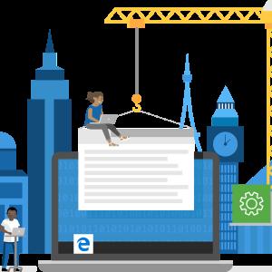 Chromiumベース「Edge」のWindows7版のプレビュービルドが公開(8、8.1もあるよ)