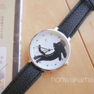 付録の域を超えてる…素敵すぎる時計!コロナ終息を願い…。
