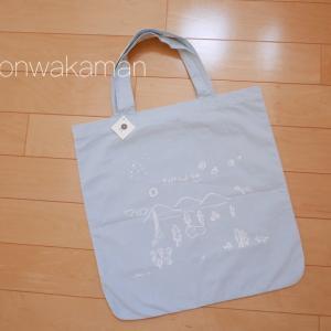 POOL皆川明さんイラストトートバッグにきゅん!誕生日は特別。