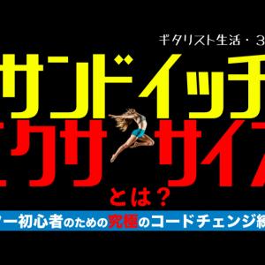 【ギター初心者】コードチェンジを練習しよう②【ギタリスト生活・3〜7日目】
