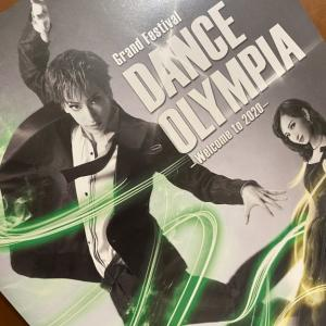 1/14 花組「DANCE OLYMPIA」