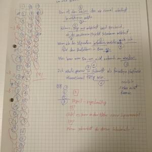 2019年度センター試験「ドイツ語」を解いてみた。