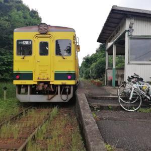 いすみ鉄道に乗れるサイクリングコース!(上総一ノ宮駅スタート)