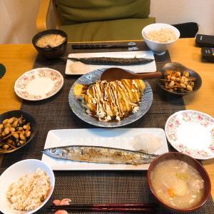 ✳︎秋刀魚とサツマイモ入り豚汁✳︎