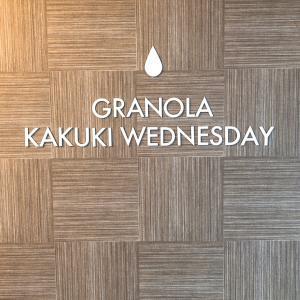 ✳︎GRANOLA KAKUKI WEDNESDAY@澄川〜絶品グラノラパフェ!〜✳︎
