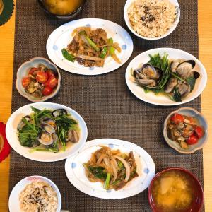 ✳︎スタミナつけるがっつりごはん!焼肉用牛バラの野菜炒め✳︎