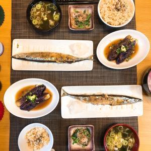 ✳︎今年の初秋刀魚!✳︎