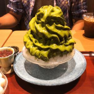 ✳︎清水一芳園@北広島アウトレット〜食べてみたかったかき氷!〜✳︎