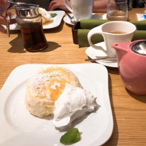 ✳︎むさしの森珈琲@清田〜ふわっふわのパンケーキ!〜✳︎