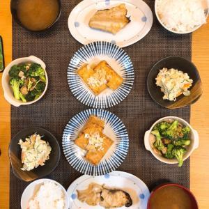 ✳︎銀鱈の西京焼きと副菜いろいろ✳︎