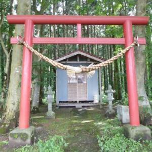三浦稲荷神社 (大館市二井田)