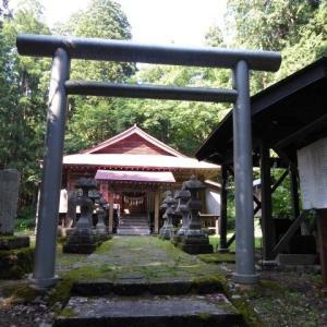 天照皇御祖神社 (鹿角市)