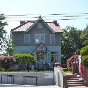 旧制弘前高等学校外国人教師館