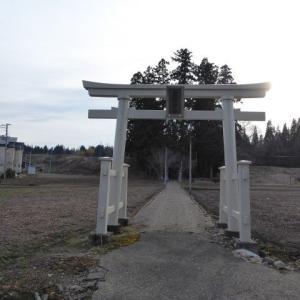 熊野神社 (鹿角市八幡平)