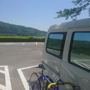 ロードバイク 広島(土師ダムー神楽門前湯治村ー土師ダム)