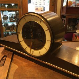 KIENZLE キンツレー 置き時計の修理