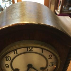 ある日の置き時計修理ご依頼