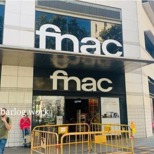 変換プラグやモバイルバッテリーはどこで買える?スペインで電化製品を買うなら「fnac」へ