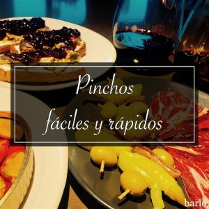 【簡単】火を使わないピンチョス3選!家庭で作れるスペイン料理