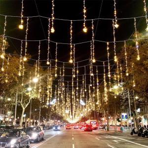 【2020年】バルセロナのクリスマス・イルミネーション情報