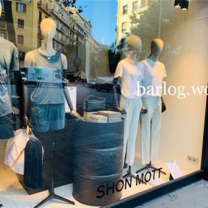 【ファッション】バルセロナ発アパレル「Shon mott」