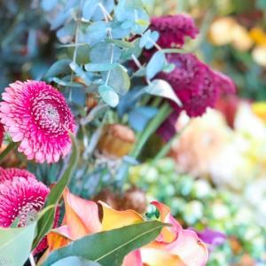 【藤沢辻堂 顔ヨガ エステ】きれいなお花をご覧いただきホッとしていただだきたいなと思っています♡