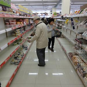 【衝撃】スーパーで万引きの瞬間を目撃wwwww
