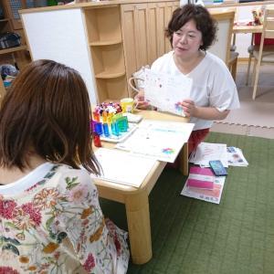 【レポ】ママの気持ちが上がる2つのコラボ教室でママもニッコニコに♡おうち教室