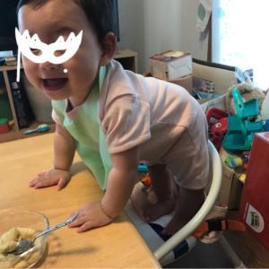 【成長記録】生後10ヶ月の娘のこの1ヶ月の変化。立っちからの1歩がでた!2人目は早い
