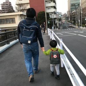2人目の産後、3歳の息子の保育園のお迎えを3ヶ月間徒歩でして良かったことと大変だったこと