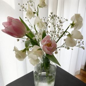 金曜日には花を買って
