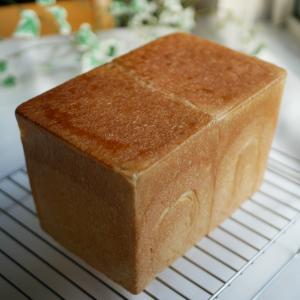 カクカク角食♪ 発酵の違いを比較した結果。