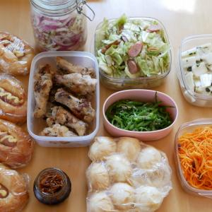 常備菜作り♪ お弁当にも朝ごはんにも夜ご飯にも!作り置きでゆったり~