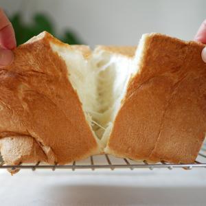 ママの作ったパンで一番美味しいと言われました♪~食パン部門~