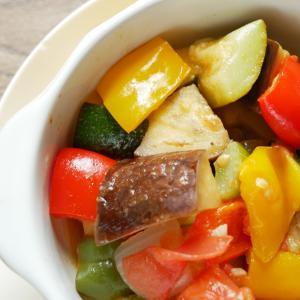 野菜だけでこんなに美味しいの?野菜の煮込みラタトゥイユ♪