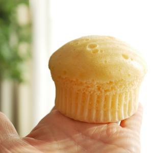ホットケーキミックスで簡単!もっちりみりん蒸しパン♪